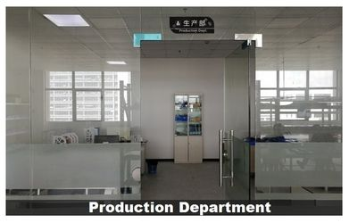 Shenzhen ITD Display Equipment Co., Ltd. factory production line