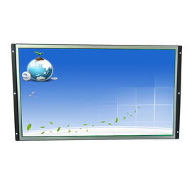China High Efficiency Open Frame LCD Monitor 1920*1080 For Kiosks Vending Machines supplier