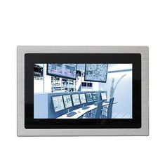 China 11.6 Inch 1080P Wide Screen Industrial Panel Mount Monitor 50000 Hours MTBF supplier