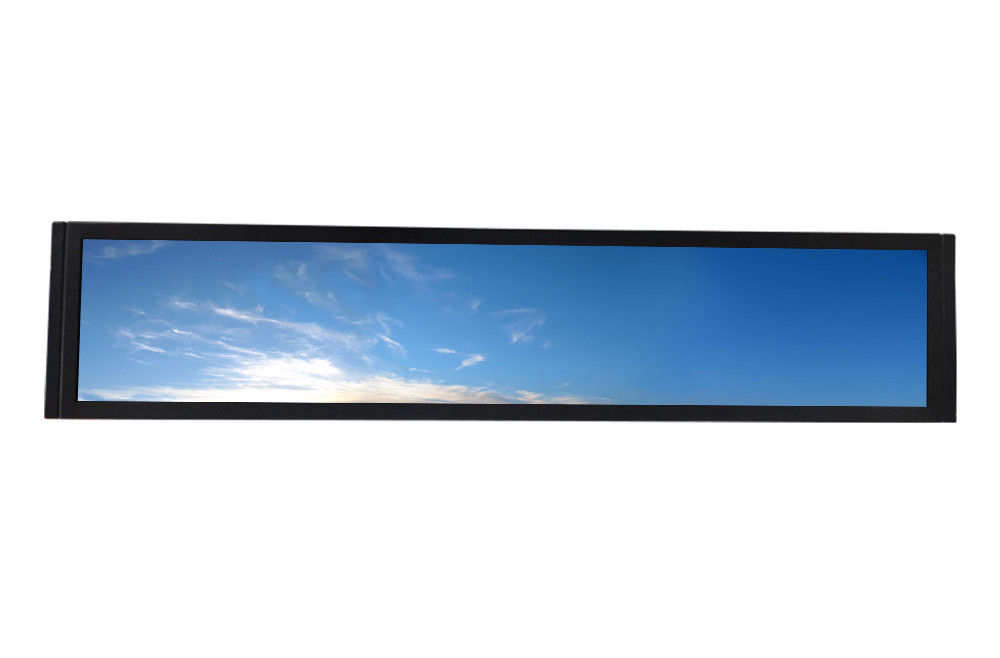 VESA / Open Frame Stretched Bar LCD Monitor Anti - Vibration