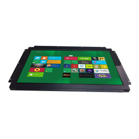 IPS Panel Open Frame LCD Monitor Display Steel Chassis With 49 Inch Size