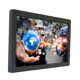 China Full HD 43 Inch Industrial Computer Monitor , Touch LCD Monitor With VGA / DVI / HDMI Input factory
