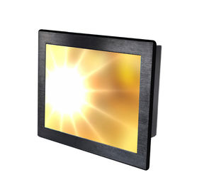 17 Inch Sunlight Readable Panel PC With Intel J1900 / 2GB / 128G Optional