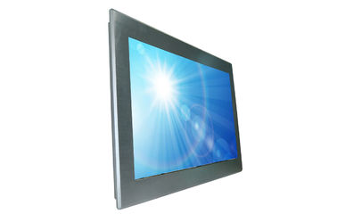 High Brightness All In One Panel PC 21.5 Inch 4GB RAM With 1920*1080 Resolution