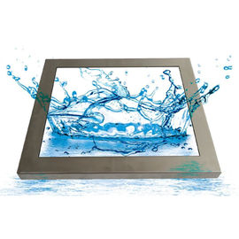 Marine Grade Rugged Panel PC 15'' Full IP65 Waterproof Outdoor Sunlight Readable