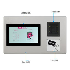 Touch Screen Rugged Panel PC 1024x768 Native Resolution For NFC Payment Kiosk