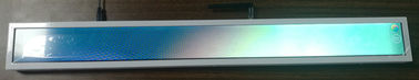 "0.10167x0.305mm Pixel Pitch Stretched Bar LCD Monitor 23.1"" Shelf Edge Design"